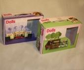 Dolls Walls