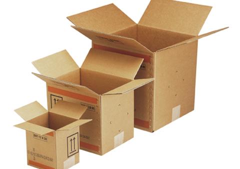 Bølgepap kasser