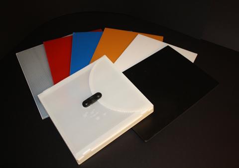 Bølgeplast / Kanalplast