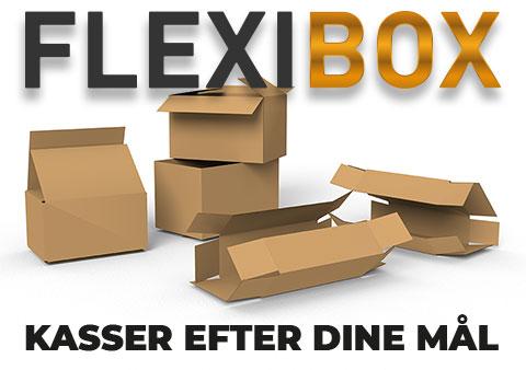 Flexibox - kasser efter dine mål